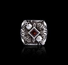 Ladies Till Death Do Us Part - NightRider Jewelry