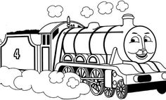 Train Coloring Pages for Free Download procoloring.com/… #train #coloring #pages Train Coloring Pages, Spring Coloring Pages, Bear Coloring Pages, Pokemon Coloring Pages, Coloring Sheets For Kids, Coloring Pages To Print, Printable Coloring Pages, Coloring Pages For Kids, Coloring Books
