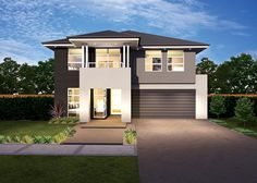 Pinnacle - Facades   McDonald Jones Homes