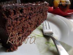 Kakaové rezy (fotorecept)