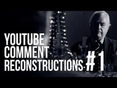 ▶ YouTube Comment Reconstruction #1 - 'One Direction: What Makes You Beautiful' - comedy, funny, black and white, old school, dialogue,