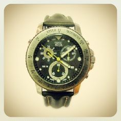 The Swiss-made Camel Active Trail men's watch is a professional-looking chronograph that is a perfect combination of elegance and strength. http://www.facebook.com/almuftahgroupqatar