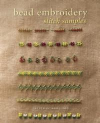 Bead Embroidery Stitch Samples (Paperback) ~ CRK Design Cover Art