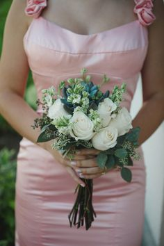 simple bridal bouquet Wedding Bouquets, Studios, In This Moment, Table Decorations, Bridal, Simple, Flowers, Photos, Dresses