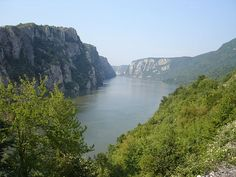 The Iron Gates is a gorge on the River Danube. It forms part of the boundary between Romania and Serbia. Hotels In Romania, Budapest, The Holy Mountain, Cruise Europe, Danube River, Iron Gates, Moldova, Central Europe, Eastern Europe