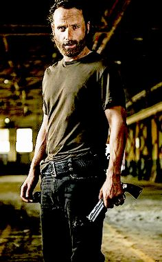 Andrew Lincoln/Rick Grimes
