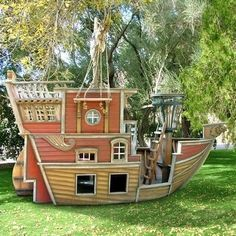 the most awesome of playhouses