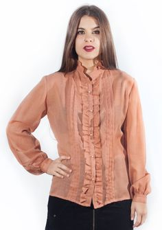 Vintage shirt. http://marlet-shop.com/collections/tops/products/vintage-shirt