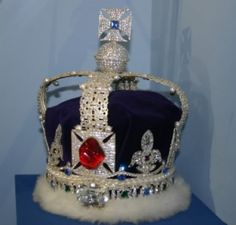 The Imperial State Crown of Queen Victoria: