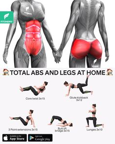 We're having a lot of free time at home during this current situation. It's great to spend some time Fitness Workouts, Gym Workout Videos, Gym Workout For Beginners, Fitness Workout For Women, Body Fitness, Fitness Diet, Health Fitness, Full Body Gym Workout, Ab Workout At Home