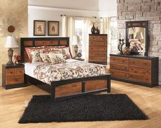 Aimwell 5 Pc. Queen Bedroom Collection