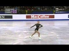 ▶ Carolina Kostner Europei di Budapest 2014 - YouTube. Won BRONZE at Sochi 2014.