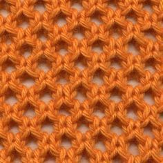 Knot Knecessarily Known Knitting: Symmetrical Yarn Over Net Pattern - Strik sjal    #Knecessarily #Knitting #knot #Net #Pattern #sjal #Strik #Symmetrical #yarn
