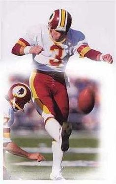 Mark Moseley Washington Redskins Rare Print