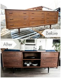 Recycled Furnitures Ideas – Kids Bedroom Furniture and Modern Furniture Design Ideas French Furniture, Refurbished Furniture, Classic Furniture, Shabby Chic Furniture, Furniture Makeover, Metal Furniture, White Furniture, Pallet Furniture, Outdoor Furniture