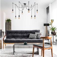 Romance, Couch, Dark, Design, Furniture, Home Decor, Black Metal, Home Decoration, Romance Film