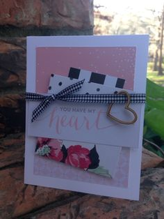 Sarah's Love Letters Illustrated: Stampin Friends Lots of Love January Hop