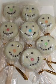 Tarun Taikakakut: Cake Pops / Cookie Pops