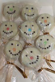 Tarun Taikakakut: Cake Pops / Cookie Pops