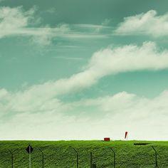 Sky / Clouds / Runway