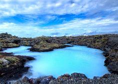 Bildergebnis für blaue lagune island sommer