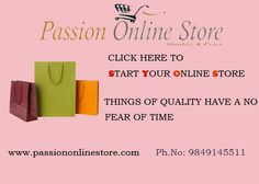 Passion Online Store is a online store destination for furniture and homewares. We provide consumers with stylish new products for home, inspiration and ideas for home decoration and unmatched customer service.
