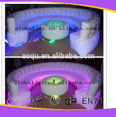 Good Looking Inflatable Pvc Led Sofa/inflatable Furniture For Family Photo, Details on Alibaba.com.