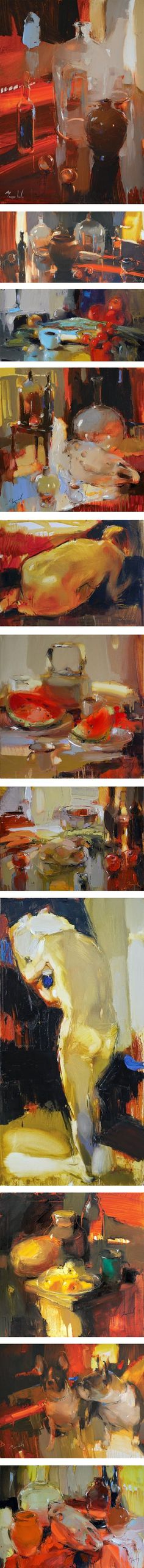 Iryna Yermolova | Lines and Colors :: a blog about drawing, painting, illustration, comics, concept art and other visual arts