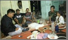 Kocak, Rampok di Inhil Marah karena Korbannya Tak Miliki Uang, Begini Jadinya