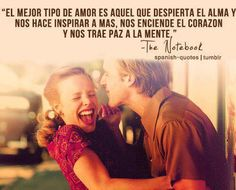 Spanish quote, frase de amor, quote in Spanish