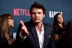 """Pedro Pascal Photos - Actor Pedro Pascal attends the Season 2 premiere of Netflix's """"Narcos"""" at ArcLight Cinemas on August 2016 in Hollywood, California. - Premiere of Netflix's 'Narcos' Season 2 - Red Carpet Pedro Pascal Narcos, Chiseled Jawline, Pablo Escobar, Celebs, Celebrities, In Hollywood, Hollywood California, Hot Guys, Beautiful People"""