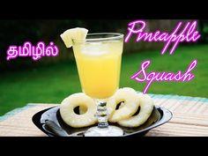 Pineapple Squash - Dosatopizza