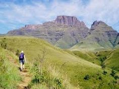 drakensberg amphitheatre hike - Google Search Otters, Monument Valley, Trail, Hiking, Country Roads, Adventure, Google Search, Nature, Ideas
