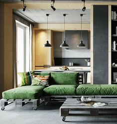 Are You Thinking About Redecorating Your Living Room In An Industrial Style?  We Have Just