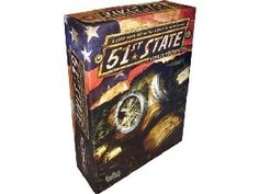 51st State Card Game. $26