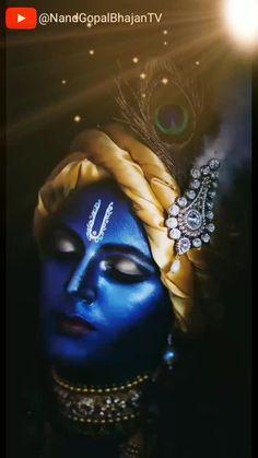 Krishna Love, Lord Krishna, Krishna Bhajan, Krishna Songs, Halloween Face Makeup, Joker, Magic, Fictional Characters, Friends
