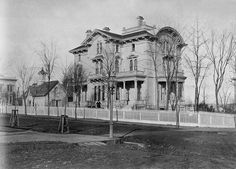 The H.W. Corbett house