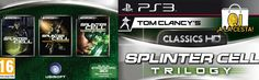 Oferta Splinter Cell Trilogy HD para PS3 por 11,88€ | OfertasJuegos.com