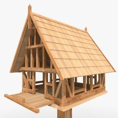 bird house - Google Search