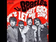 The Beatles - Don't Let Me Down - Lyrics