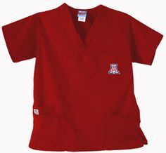 248daf56a5c 14 Best University of Arizona Wildcats Scrubs images | Arizona ...
