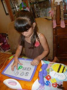 Mom to 2 Posh Lil Divas: Sight Word Fun & Learning to Read Week #3