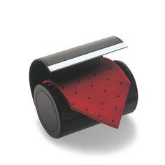 Pudełko na krawaty Philippi Giorgio | sklep PrezentBox - akcesoria, zegary ścienne, prezenty