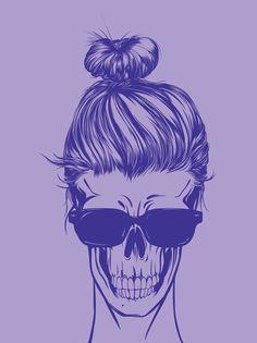 Skull Girls (pt.1) on Behance