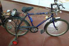 Driverless bike Experiment, Bicycle, Vehicles, Bicycle Kick, Bike, Trial Bike, Bicycles, Vehicle, Tools