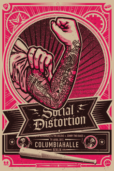 Hardcore Music, Social Distortion, Pin Up Posters, Chalkboard Designs, Poster Layout, Poster Pictures, Nose Art, Vintage Branding, Weird Art
