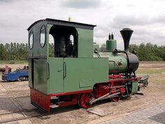Narrow Gauge Steam Railways in Holland