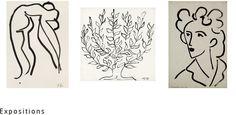 Matisse-dessins à l'encre- Résultats Google Recherche d'images correspondant à http://museematisse.lenord.fr/Portals/0/Expositions/Avenir/Bandeau_Dessins_de_Matisse.jp...