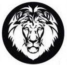 Lion Mascot Graphic. School Spiritwear Shirts and Apparel.  http://spiritwearshirts.com/