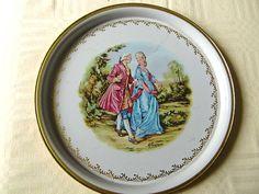 français romantique servant de plateau Marie par froufrouretro